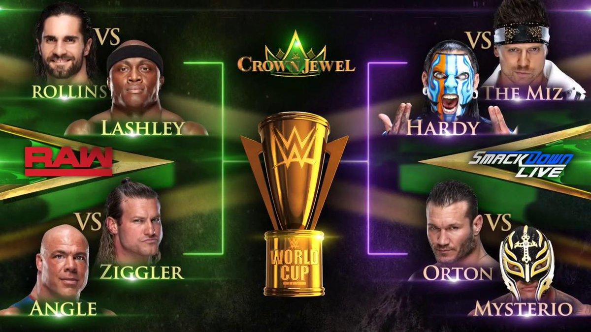 WWE World Cup