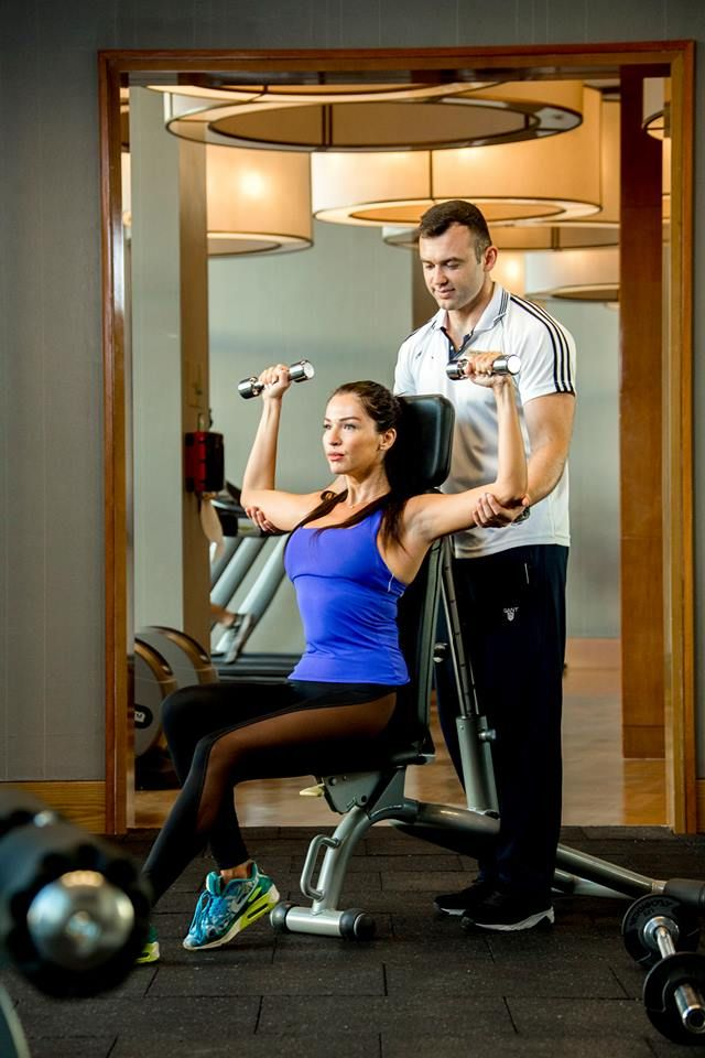 💪 Rely on us on the way to your next fitness goal 📞 +994 12 565 48 46  #fairmontbaku #fairmontmoments #flametowers #accorhotels #spa https://t.co/txF4NcMGzh