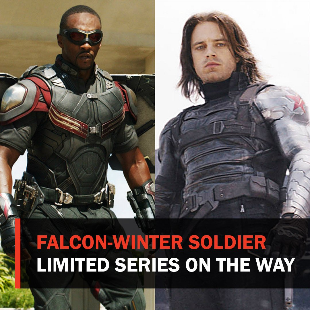 falcon and winter soldier movie