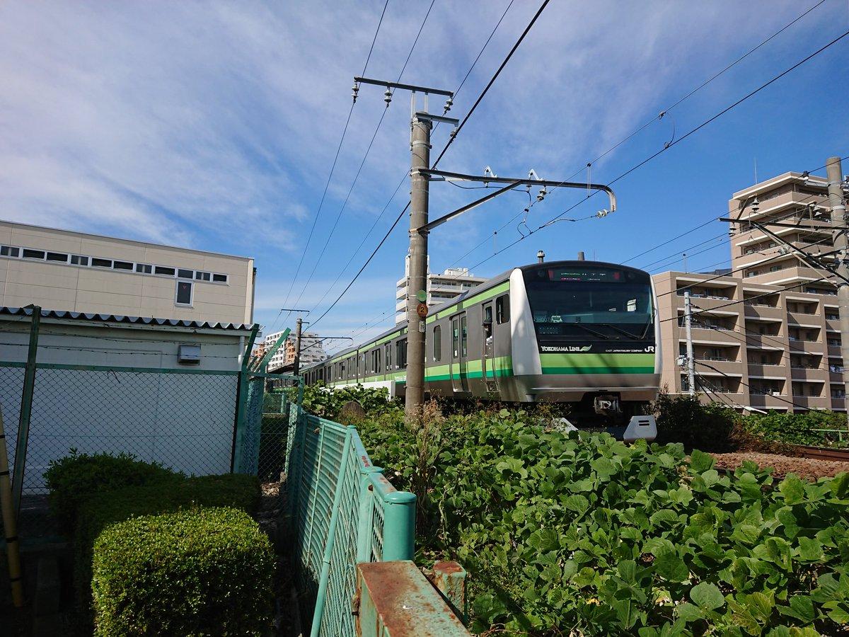 成瀬駅で人身事故が起きた該当列車の画像