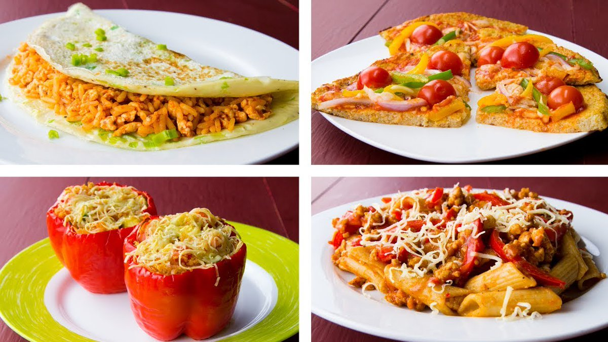 4 Healthy Dinner Ideas For Weight Loss https://t.co/MnSjDsi5kr #dinner #recipes https://t.co/huxSTRWFa6