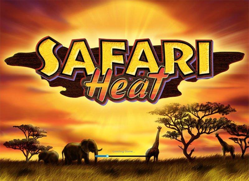 safari slot game