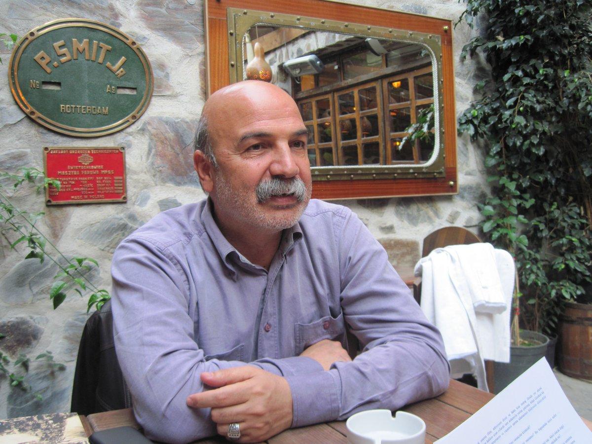 Altan Gördüm, CHPden teklif gelirse İzmir Foçadan aday olmak istiyor 51