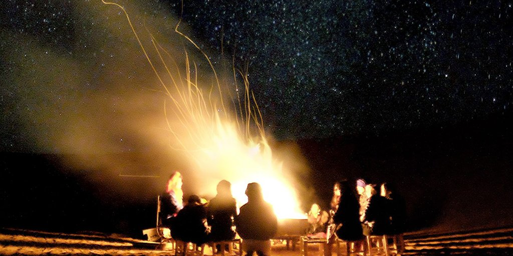 Crowdsourcing the campfire: how our #data visualization contest opened doors http://bit.ly/2QHXMoa #dataviz #VizforSocialGood