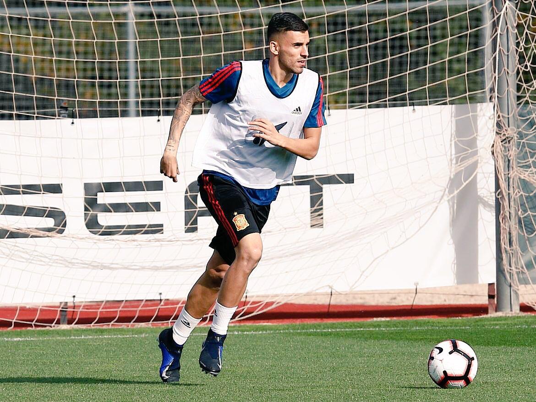Partido vital mañana contra Croacia, sólo pensamos en volver con los tres puntos. Estamos preparados. ¡Vamos @SeFutbol! 🇪🇸💪🏻