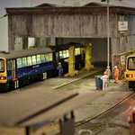 Image for the Tweet beginning: Double pacers on depot...
