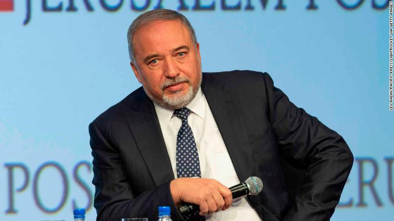 Israeli Defense Minister Avigdor Liberman resigns over his opposition to a ceasefire deal between Israel and Gaza https://t.co/BrIJbYhLdq