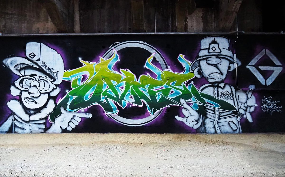 7300 ide graffiti que diga arte terbaik