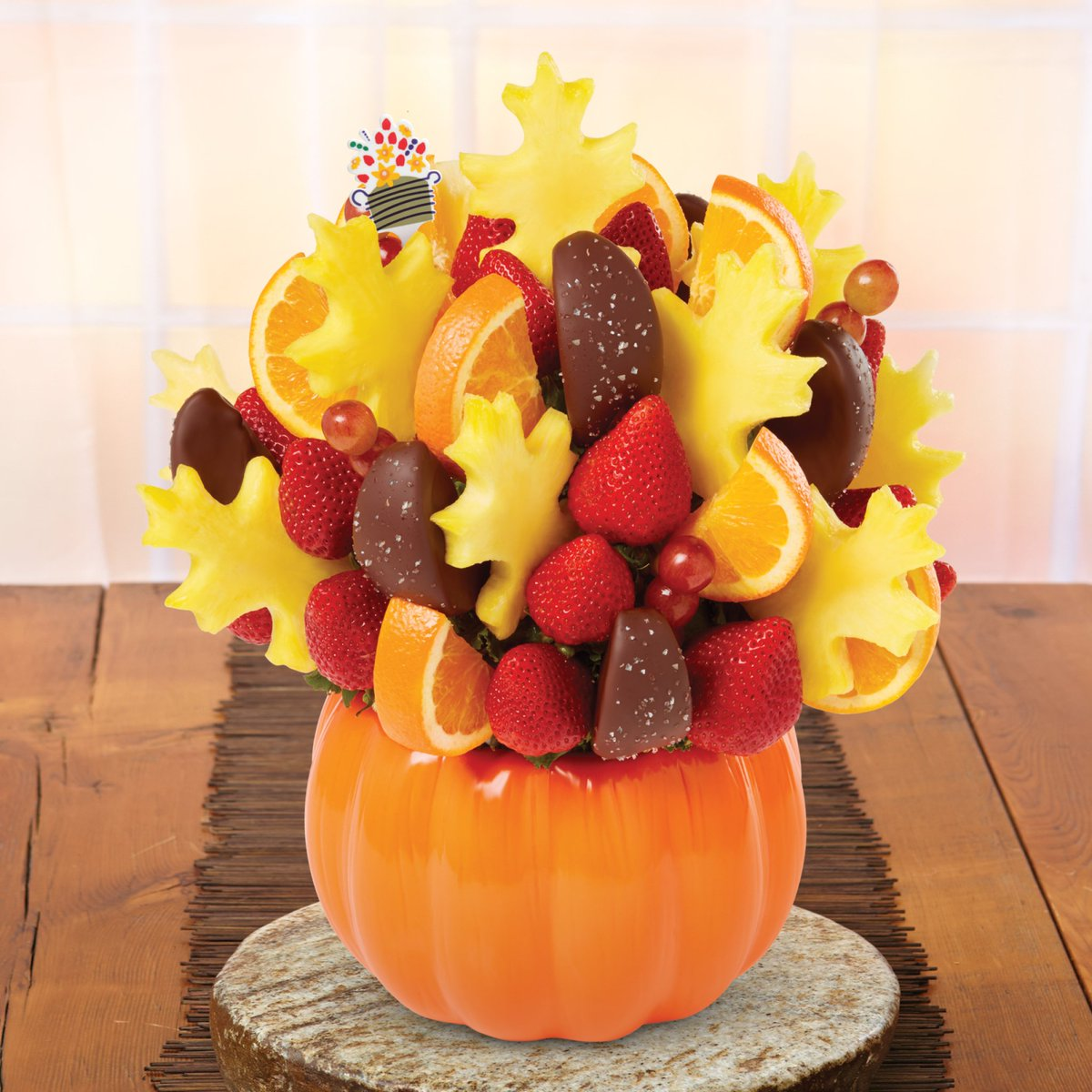 Edible Arrangements On Twitter Give Thanks By Giving Joy