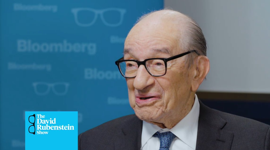 Alan Greenspan says a rising U.S. debt burden could derail the current expansion and warned the tight labor market could lift inflation  https://t.co/HGFJl8juwX @sarahffoster #tictocnews