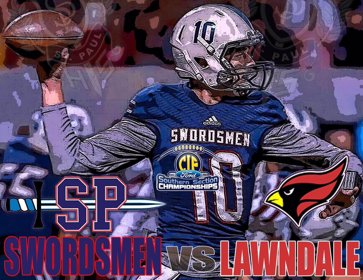 Come support the Swordsmen on Friday night 7:30pm @ Lawndale High School... <br>http://pic.twitter.com/tvy6mGP42M