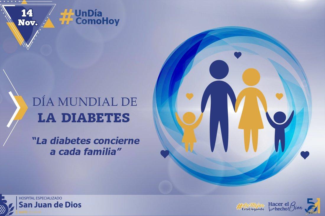 dia internacional de la diabetes imagenes de dios