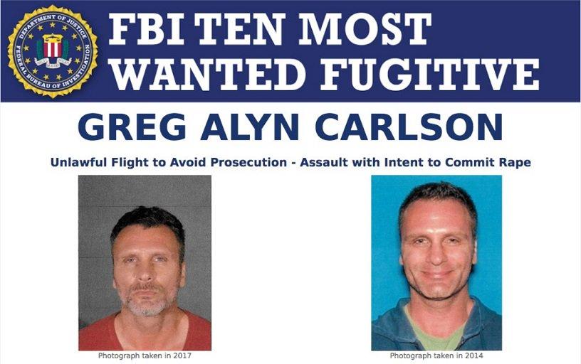 fbi ten most wanted 2019