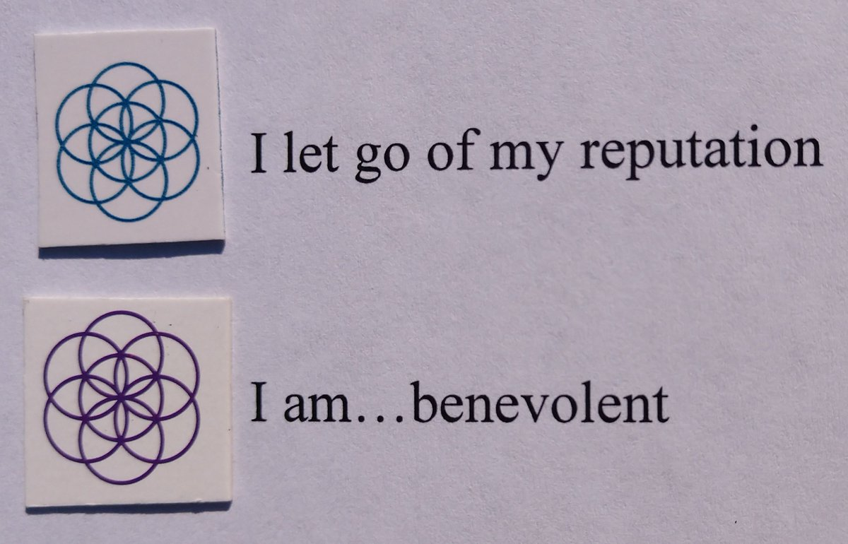 test Twitter Media - Today's Positive Thoughts: I let go of my reputation and I am...benevolent. #affirmation https://t.co/N2QnEXEwRG