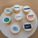 We've been celebrating our 21st Birthday today - We particularly enjoyed our past and present project cupcakes 🧁😀. Thanks to all our partners who've supported and worked with us through the years. Here's to many more years to come 🎂