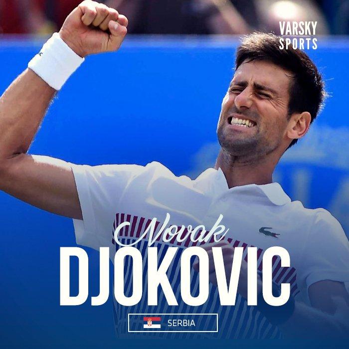 Nole derrotó sin problemas a Zverev 64 61 y quedó a un paso de las semifinales del ATP World Finals. Además, ahora tiene historial positivo contra TODOS los top 10 27-25 Nadal 25-22 Federer 15-4 Del Potro 2-1 Zverev 7-1 Anderson 16-2 Cilic 5-2 Thiem 15-2 Nishikori 9-1 Isner