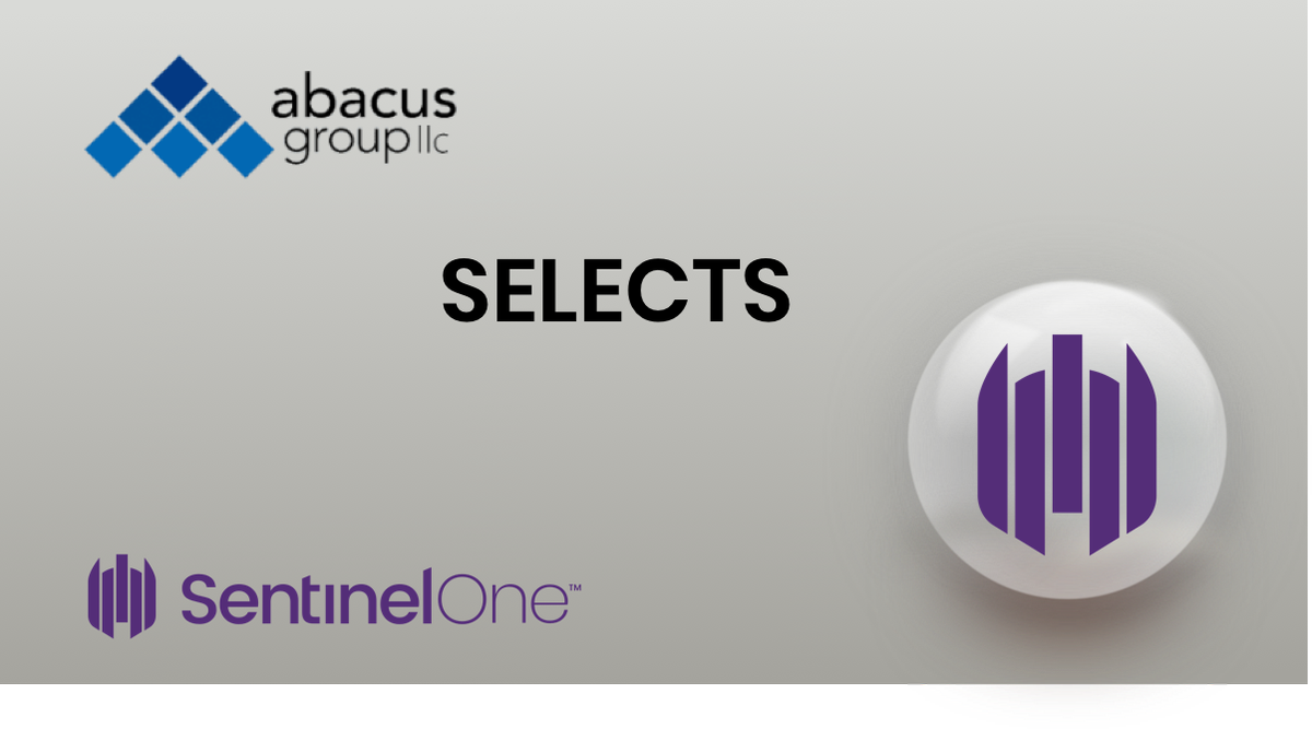 Abacus Group selects SentinelOne to replace legacy AV for over 350 #financialservices firms. #Autonomous prevention, detection, and response in ONE platform! https://www.sentinelone.com/press/abacus-group-selects-sentinelone-power-autonomous-endpoint-protection-customers/  #cybersecurity #informationsecurity #EDR #EPP #endpointsecurity #APIs #malware #AV #antivirus #partnerships