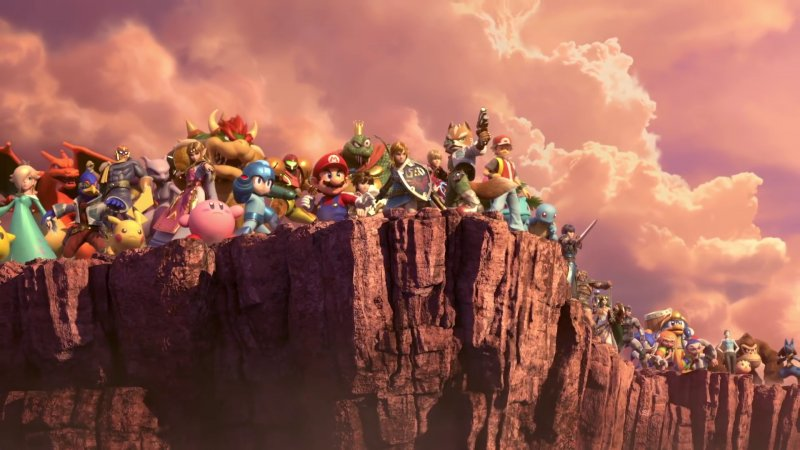 Report: Super Smash Bros Ultimate Has Gone Gold https://t.co/elqriNzZwi