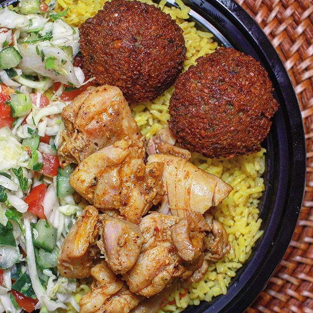 Falafel Salam On Twitter Stop By Our Food Truck Today In South