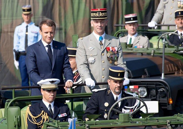 Affaire Pétain : comment les généraux se sont joués de Macron >> https://t.co/oA2VFQFjLI https://t.co/ryDpOIQbJG