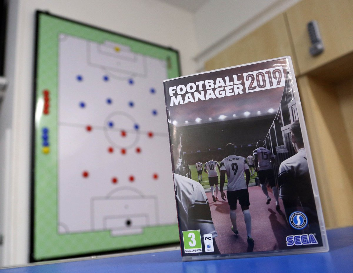 WINNING WEDNESDAY | This weeks #WinningWednesday is a copy of the brand new football simulation @FootballManager 19. To be in with a chance to channel your managerial nouse, simply RT this tweet and make sure you&#39;re following us. Winner will be announced on Friday.   Good luck! <br>http://pic.twitter.com/n1zvglviE2