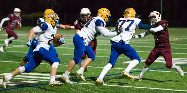 FRIDAY'S STATE CHAMPIONSHIP FOOTBALL GAME WILL BE A BLUE &amp; GOLDOUT AGAINST RUTHERFORD. 7PM @ TRYON FIELD. CALLING ALL STUDENTS AND ALUMNI TO THE BEAR CAVE. THIS IS GONNA BE A MOVIE #SHOCKTHESTATE #LETSGETROWDY #STATECHIP #RINGSZN #ONEMORE<br>http://pic.twitter.com/mna9JsTaIT