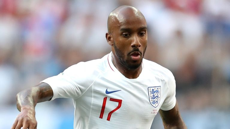 BREAKING: Fabian Delph to captain England against USA on Thursday. #SSN <br>http://pic.twitter.com/NzRBIaKSZ3