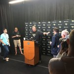 Image for the Tweet beginning: Marrone says the attitude was