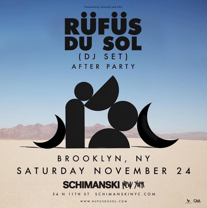 Tickets are now on sale for our official after party in NYC following our T5 show November 24th. Tickets here: ticketfly.com/purchase/event…