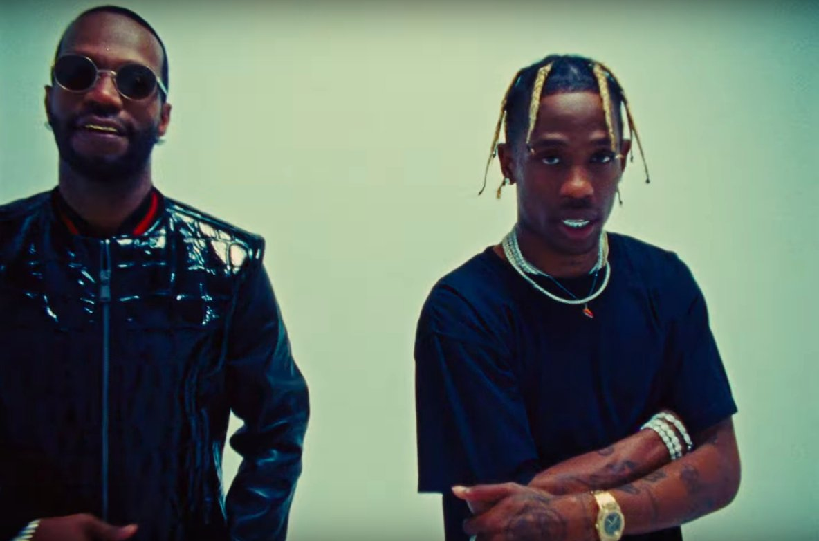 "Watch @therealjuicyj and @trvisXX's ""Neighbor"" video. https://t.co/wrbclYtjdD https://t.co/2z0zxR4G0s"