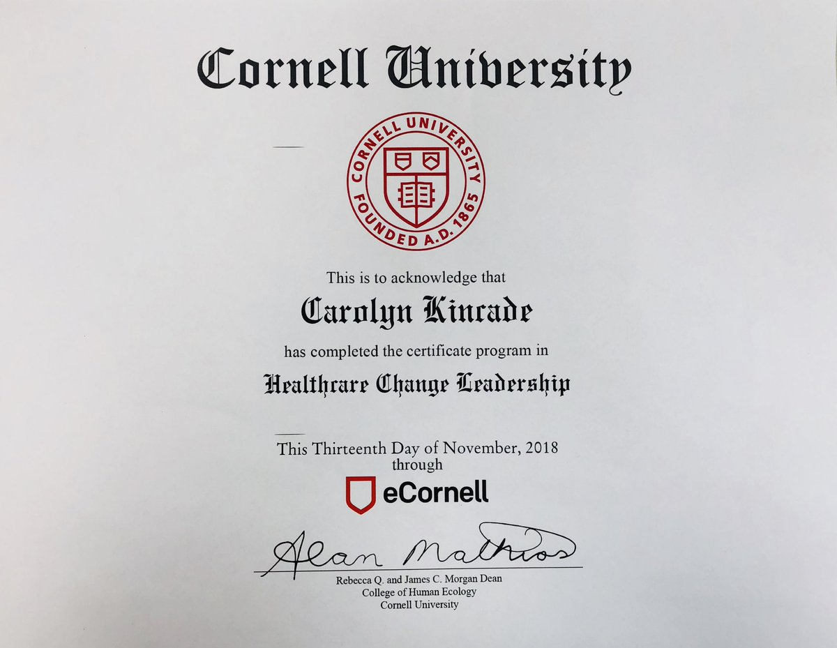 Got this sweet paper today from @ecornell_online #learning #studentlife #newskills<br>http://pic.twitter.com/LXSdhejXi4