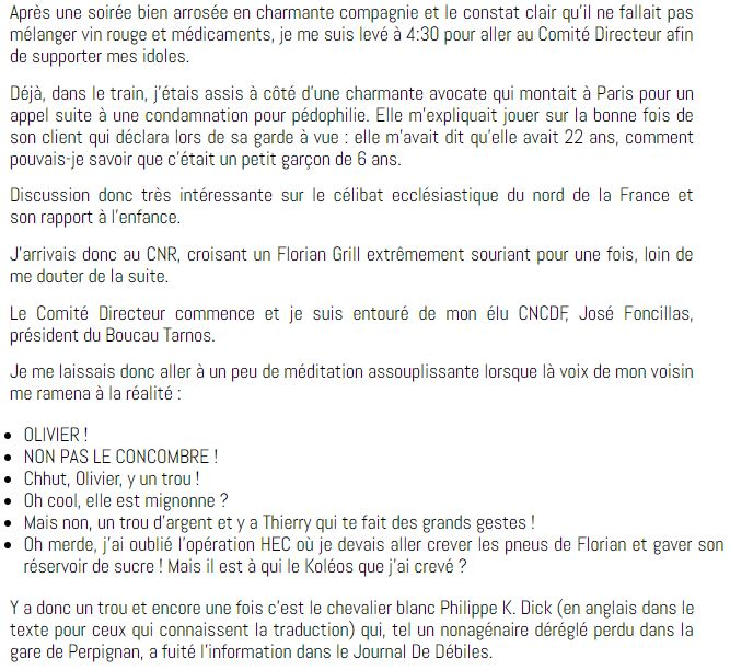 Philippe Kallenbrunn على تويتر Tiens Le President De La