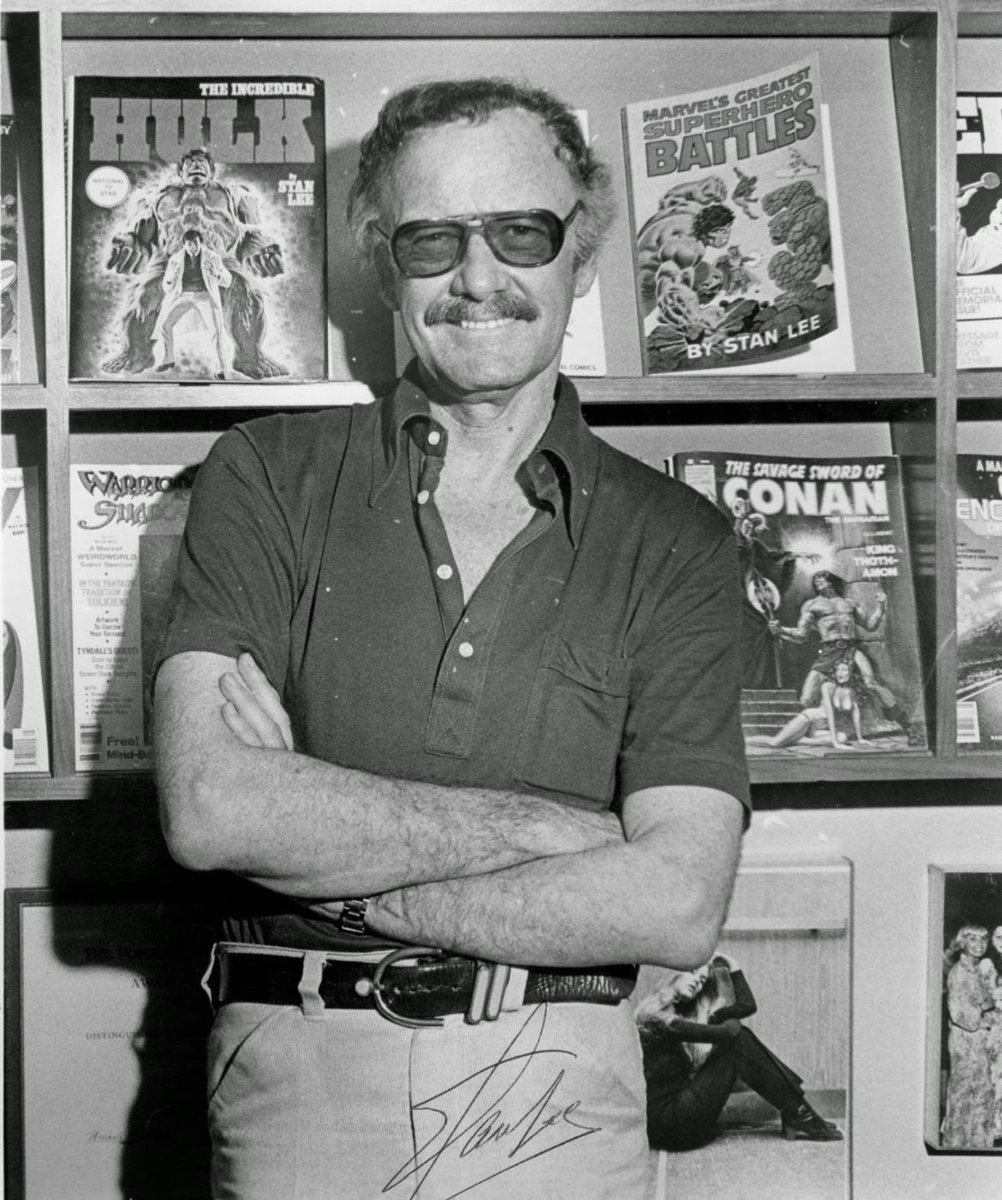R.I.P. Stanley Lieber. Thank you for making my life marvelous. Excelsior!