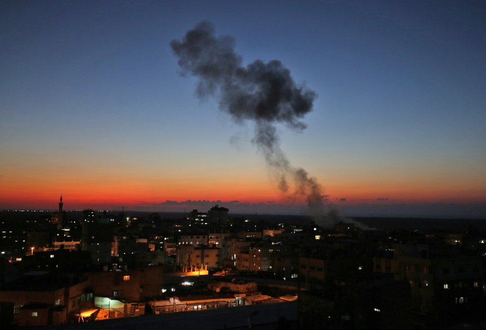 3 #Palestinians Killed as #Israel Strikes #Gaza https://t.co/jPk7JKY1Xr