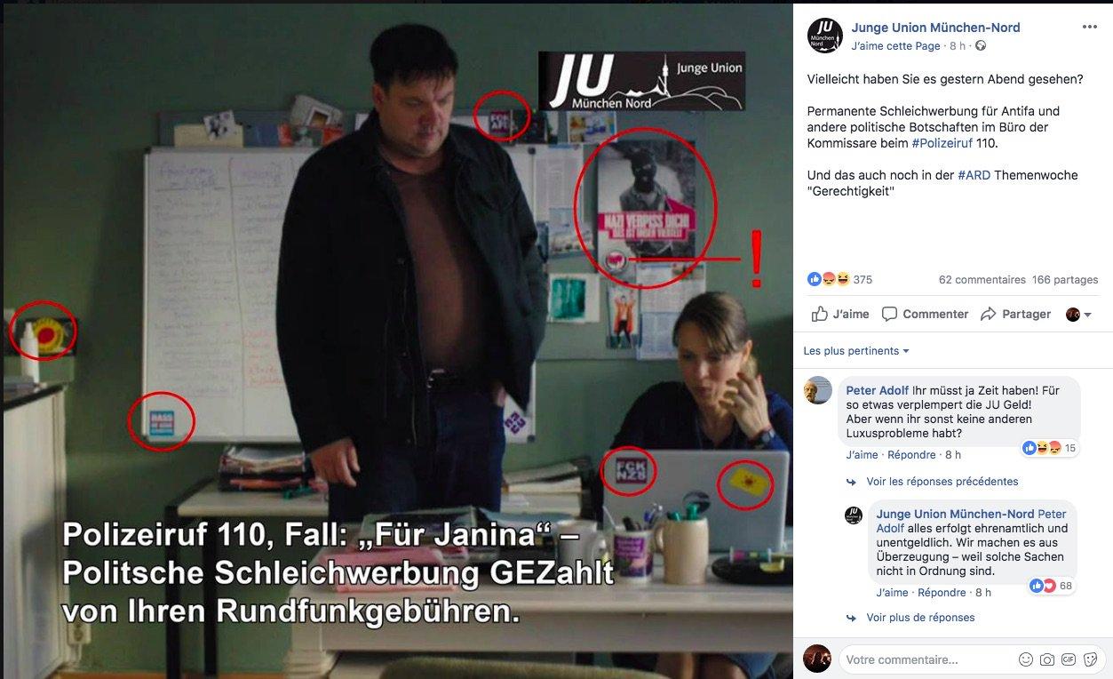FCK AFD – Da regen sich die Dumpfbacken von JU, JA und AFD aber auf