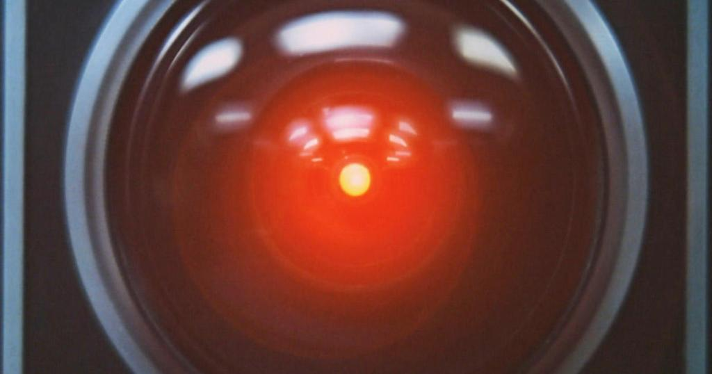 Douglas Rain, voice of HAL 9000 in '2001: A Space Odyssey,' dead at 90 https://t.co/g7KKRdRQa8