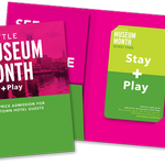 #SeattleMuseumMonth is back in 2019!! Throughout the month of February, stay at any of the fantastic downtown Seattle hotels listed and enjoy half-price museum admission! Start planning now!! https://t.co/0Ss53pIFXp
