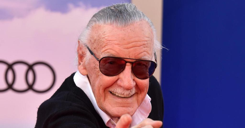 JUST IN: Stan Lee, the Marvel comics legend behind Spider-Man, Black Panther and X-Men, has died at 95 https://t.co/ZoF7yMeBTe