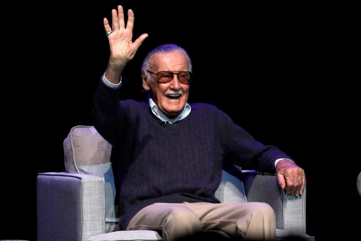 Cocriador da Marvel, Stan Lee morre aos 95 anos: https://t.co/MvrO7ghyCr
