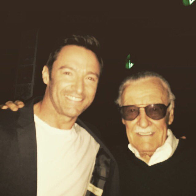 We've lost a creative genius. Stan Lee was a pioneering force in the superhero universe. I'm proud to have been a small part of his legacy and .... to have helped bring one of his characters to life. #StanLee #Wolverine