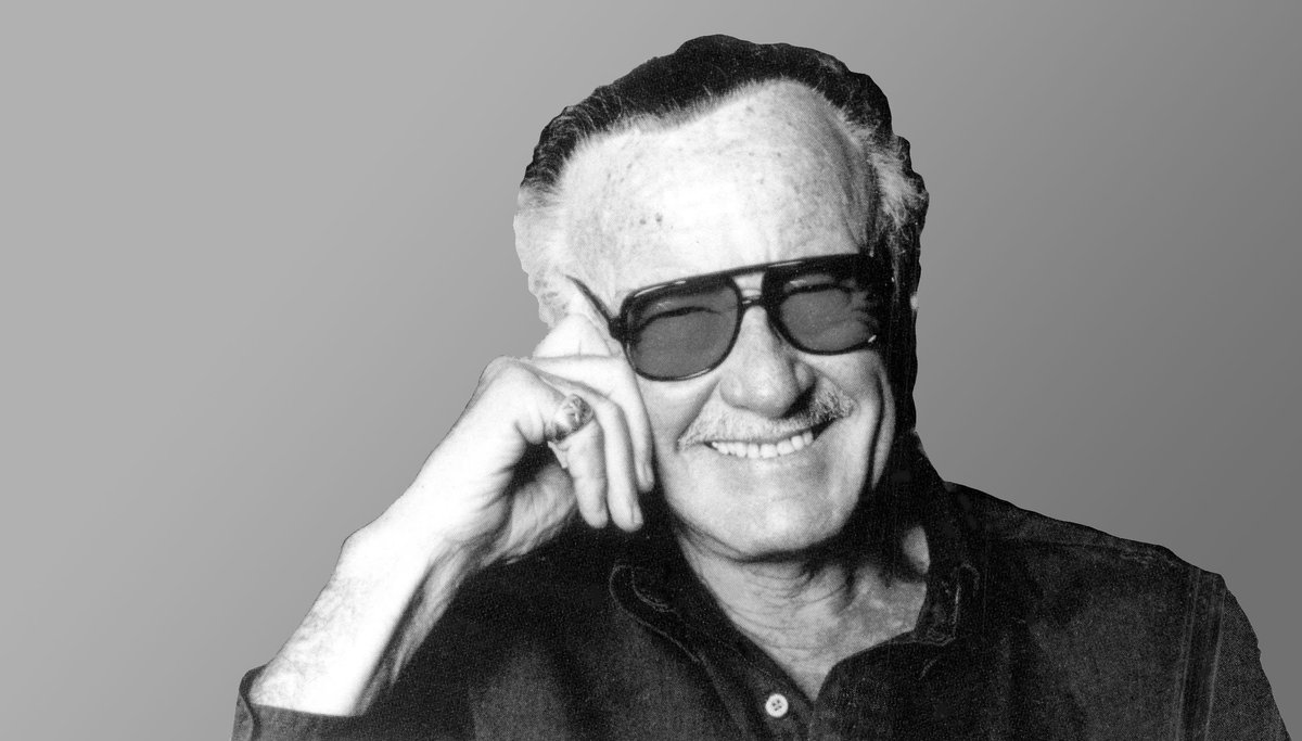 Today, we pause and reflect with great sadness on the passing of Stan Lee: https://t.co/J0cwgdn677