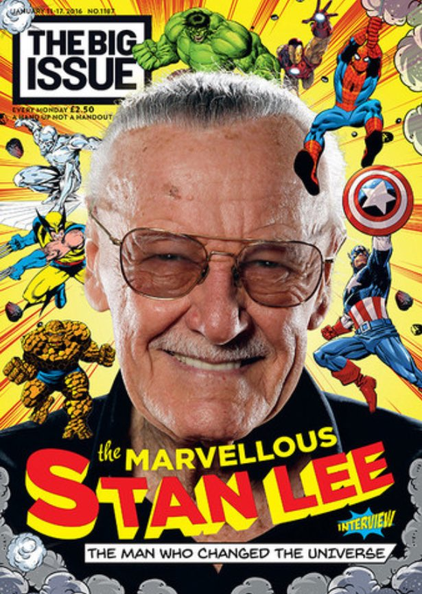 Muere Stan Lee. Rest in Peace #RIPStanLee #marvel @TheRealStanLee