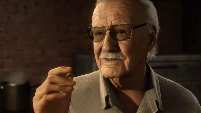 I interviewed Stan Lee a bunch of times over the years -- he always brought energy into the room and excitement. He thought video games were cool. A creative force that I was honored to have met and worked with. RIP.