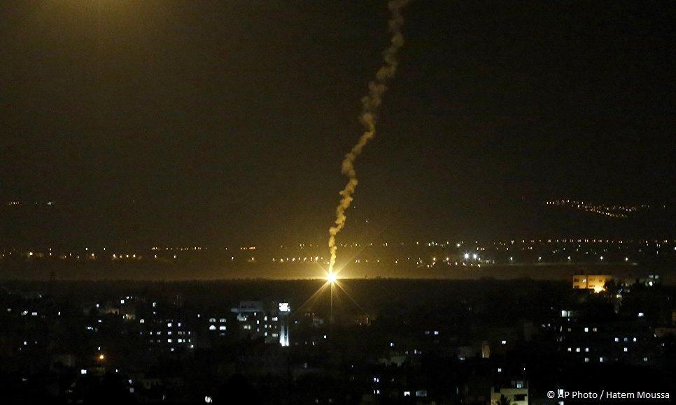 Израильские ВВС разбомбили здание главного телеканала сектора Газа  https://t.co/ZlvpUMQUi3