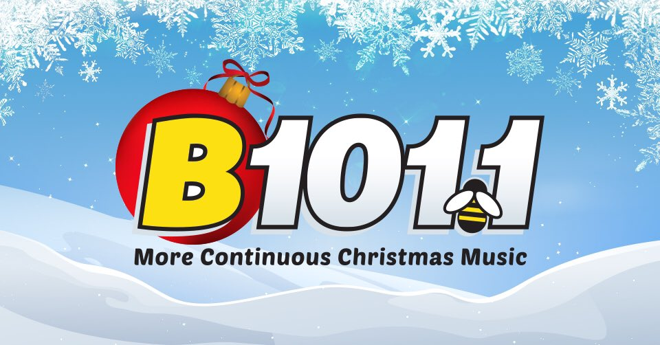 Continuous Christmas Music.B101 1 On Twitter It S The Most Wonderful Time Of The