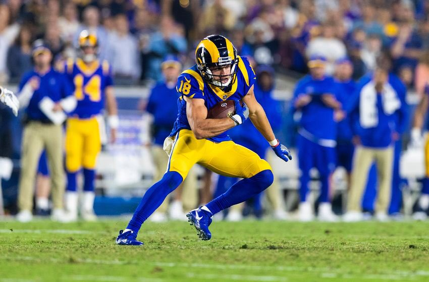 Nfl Stats On Twitter Breaking Cooper Kupp Has Officially Been Diagnosed With A Torn Acl And Is Out For The Season Per Rapsheet