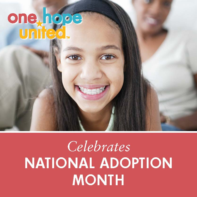 test Twitter Media - November is National Adoption Month! At One Hope United, one of our most important goals is to ensure a safe and loving home for every child. Click here to learn more: https://t.co/2Ua0kDLtz7 https://t.co/C4Fi4QEQqg