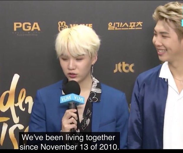 Happy 8th anniversary of namgi living together its a win for music prodigies!