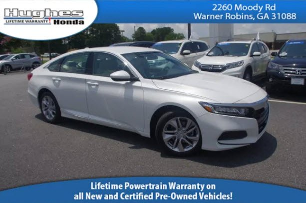 Hughes Honda On Twitter Shop For Your Next 2018 Hondaaccord Lx