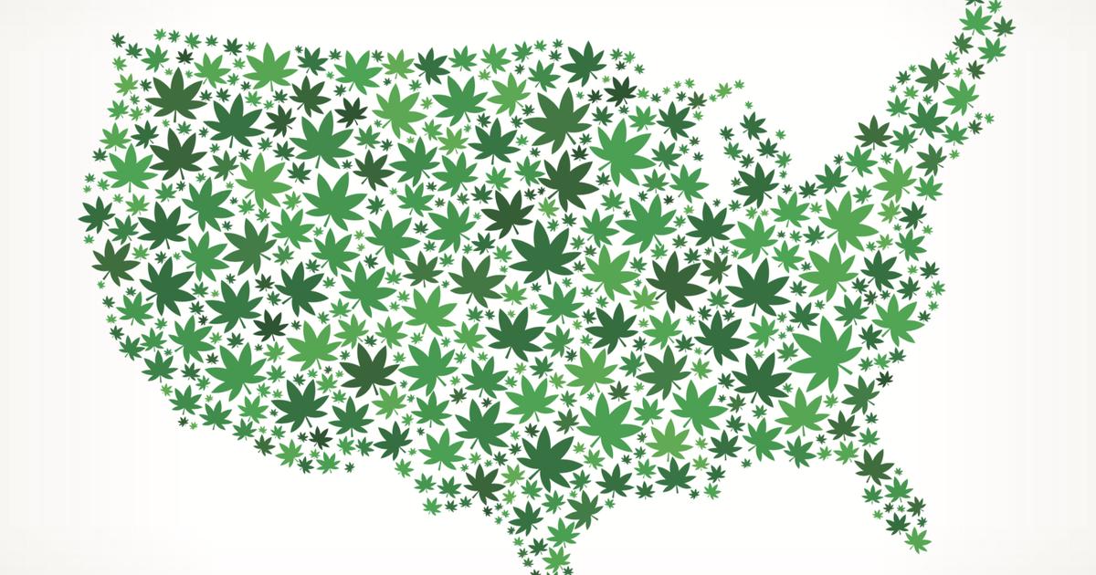Three states passed marijuana legalization measures Tuesday. Congress might finally be next. https://t.co/vvODwI6hgO https://t.co/WGahkVbMtF